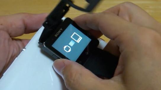 SmartWatch 2 sw2 NFC
