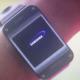 Galaxy Gearのプロトタイプの画像