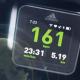 アディダスのスマートウォッチは心拍数が測定できます